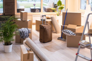 Moving Out? Let Us Deep Clean Your Home!